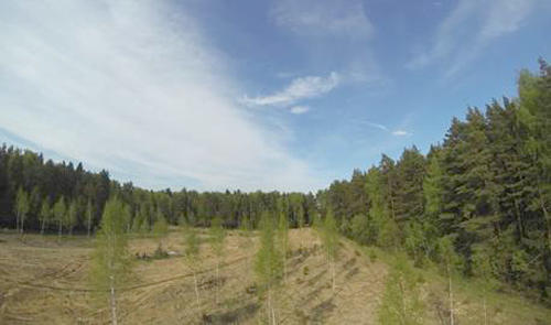 Коттеджный посёлок  «Лесной VIP» по адресу Московская обл, Щелковский р-н, Оболдино д в 8.9км от МКАД предложения по цене от 7 520 000 руб.