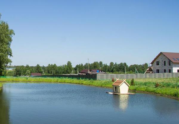Коттеджный посёлок  «Арнеево» по адресу Московская обл, Серпуховский р-н, Арнеево д в 67.2км от МКАД предложения по цене от 1 292 500 руб.