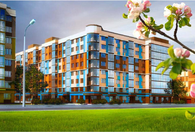Ясно янино ленинградская область строительство жилого комплекса