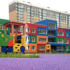 В Люберецком районе завершено строительство двух детских садов