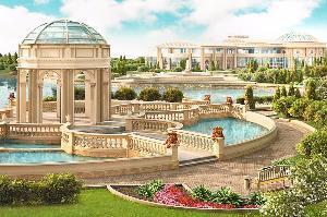 Готовый дом в элитном поселке «Ренессанс Парк» от 43 млн рублей