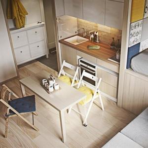 Спрос на квартиры с отделкой и мебелью вырос на 8%
