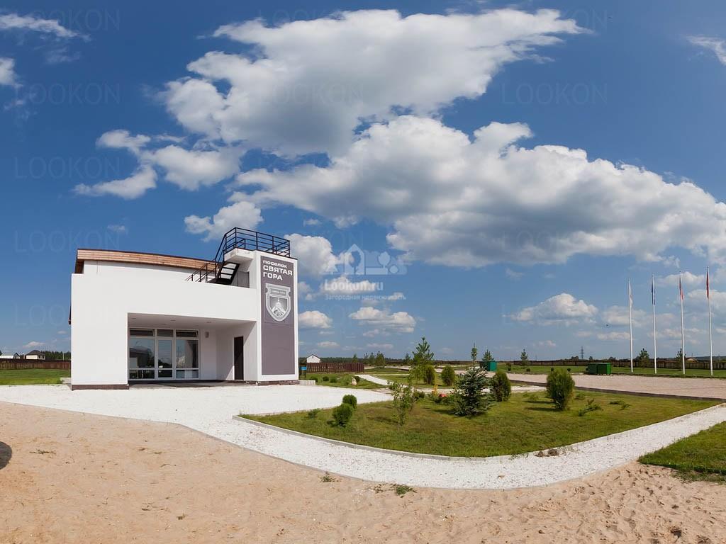 Коттеджный посёлок  «Святая гора» по адресу Московская обл, Чеховский р-н, Мальцы д в 54.9км от МКАД предложения по цене от 474 000 руб.