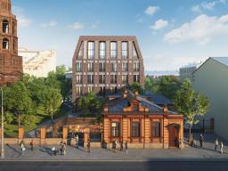 Жилой комплекс «Долгоруковская, 25»?>